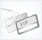 Plastic VIP Cards & Event Passes