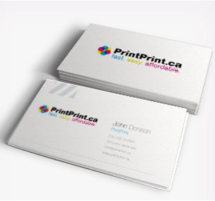 Vancouver business card printing