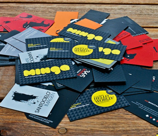 The top 5 reasons why you need a business card reheart Images