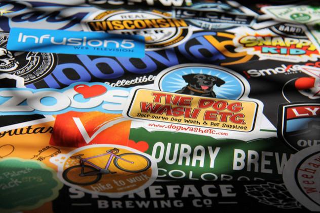custom stickers vancouver