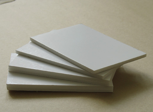 PVC board: printing innovations